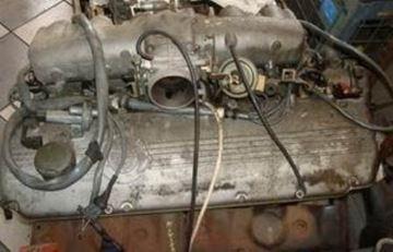 Billede af 728I motor