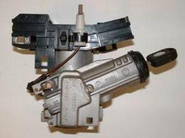Billede af Aluhus med tændingslås/nøgle