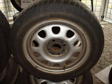 Billede af VW Lupo komplet hjulsæt