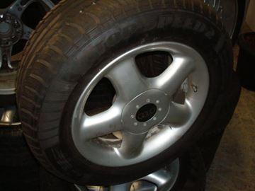 hjul og fælge