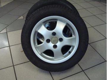 Billede af VW og Seat komplet hjulsæt