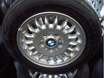 Billede af BMW E36 komplet hjulsæt