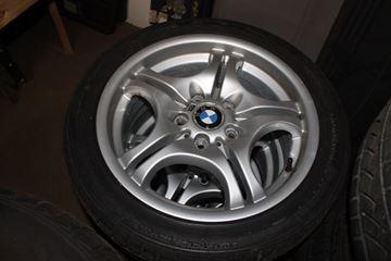 Billede af BMW E36 M3 hjulsæt
