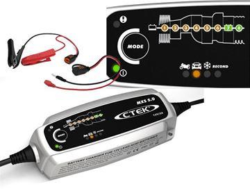 Billede af Batterilader CTEK MXS 5.0