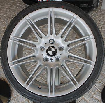 Billede af BMW M-hjulsæt