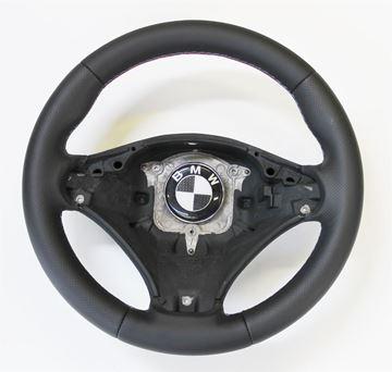 Billede af BMW M-Sportslæderrat E70