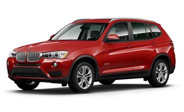 Billede til varegruppe BMW X3